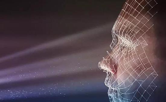 """▲时下流行的""""AI""""算命 图片来源于网络"""