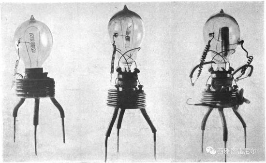 第一个二极管 1904年10月份