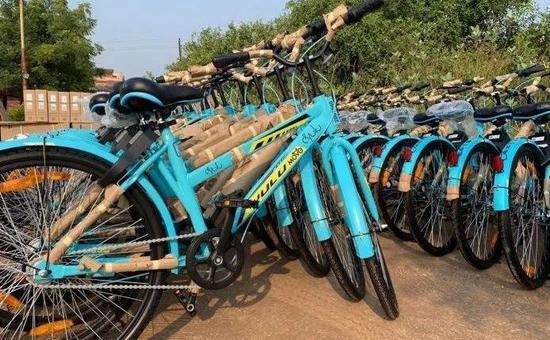 奥里萨邦的MO单车