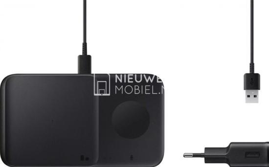 《【多彩联盟娱乐手机版登录】三星无线充电板Duo2/Pad2曝光:黑白两色+USB-C接口》