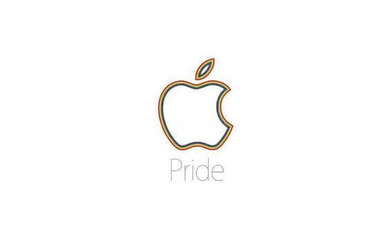 """蘋果在同志驕傲月發佈""""Pride""""廣告"""