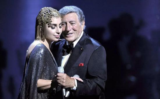 Lady Gaga & Tony Bennett《 Cheek to Cheek 》Tour