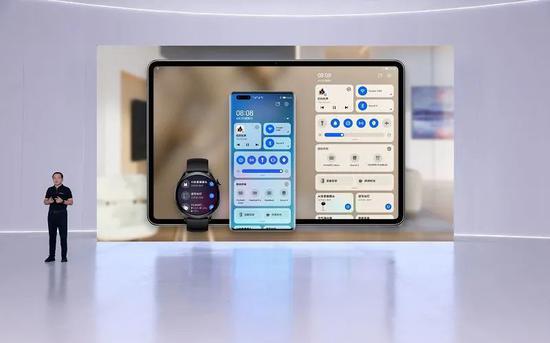 连接万物的鸿蒙,能拯救华为手机吗?