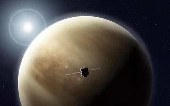 地球黑化兄弟突然火了!各国宇航局跃跃欲试探金星伊甸园金星恒星