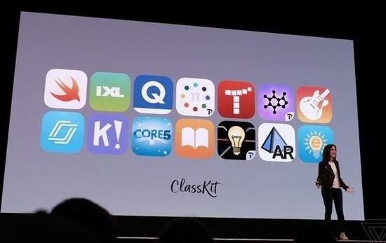 新款9.7英寸iPad支持多款应用(图片来自网络)