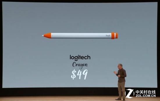 罗技Crayon触控笔将面向普通消费者发售