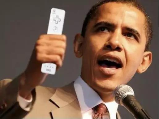 | 任天堂家用游戏机 Wii 是奥巴马带进白宫的第一件家电