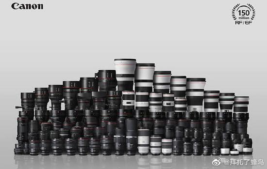 2021年内可以期待的三款佳能RF镜头新品