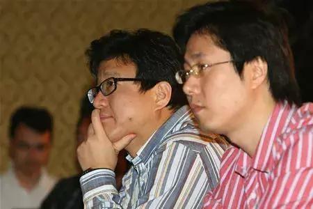 图:丁磊与周枫