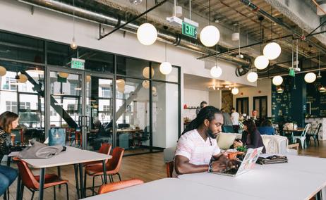共享办公巨头WeWork在华加速扩张罗仲谦身高