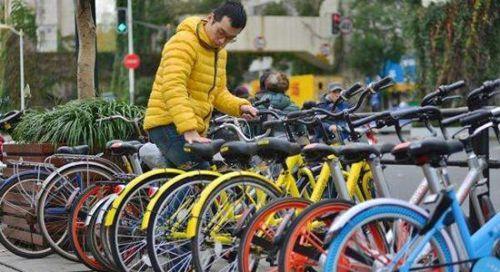 北京交委:通过立法解决共享单车过度投放和押金问题