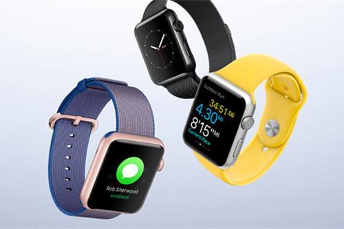 研究机构称Apple Watch去年销量高达1600万