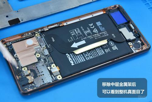 Nokia 7 Plus拆解 老派诺记做工的坚持dandy-328