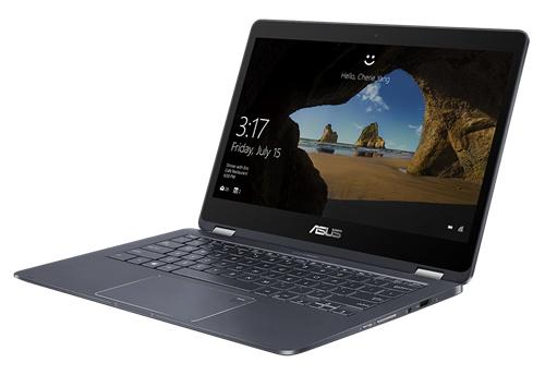 CES2018 华硕重磅发布多款新型笔记本电脑紫金轻甲