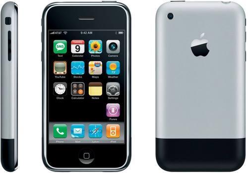 初代iPhone (分辨率320*480)
