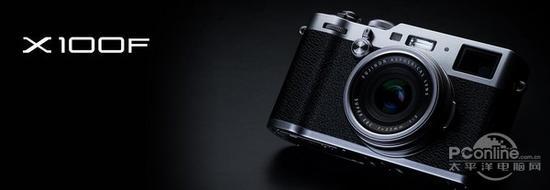 富士 X100F复古无反相机