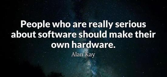 图 5 计算机科学家Alan Kay的名言