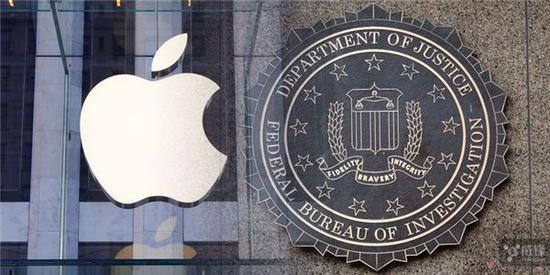 虽然双方有分歧 但FBI称他们还是爱苹果