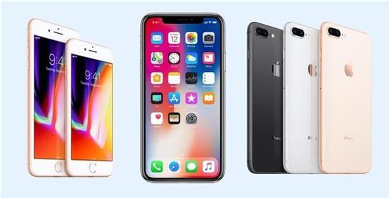 iPhone手机(图片来源百度)