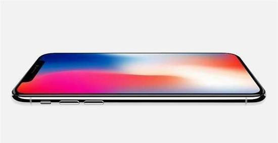 iPhoneX(图片来源百度)