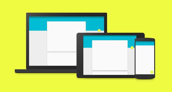 安卓的Material Design界面,实际并不是所有App都遵守