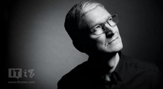 """苹果CEO库克的性格被定义为""""Advisor"""":重视价值观"""