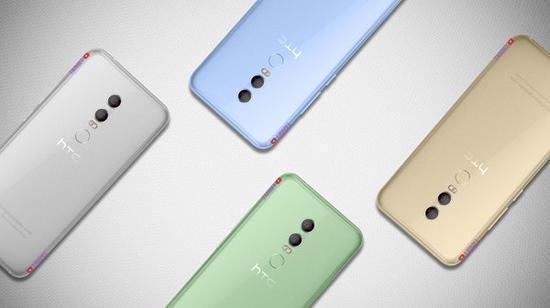 网传HTC U12渲染图