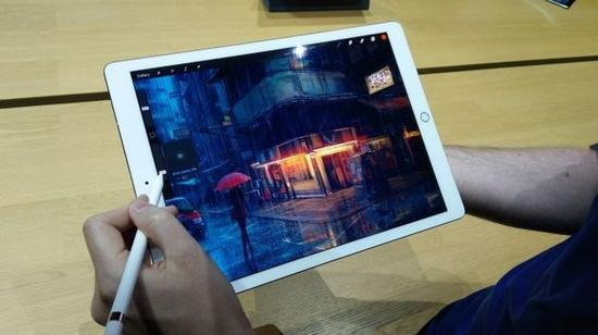 12.9英寸iPadPro平板