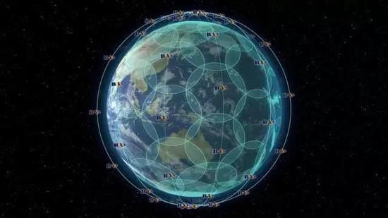 新一代铱星将实现全球全天候个人无障碍通信,完全摆脱地面基站 ?IridiumComm
