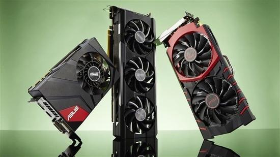 NVIDIA/AMD显卡涨疯了 普通用户没得玩黎梦恬图片