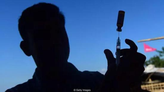 反疫苗者相信接种疫苗是有害的(图片来源:GettyImages)
