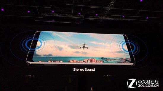 三星GalaxyS9/S9+做到了两边音量的平衡