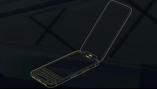 苹果翻盖版iPhone X 怀旧风完美结合黑科技福星高照粤语高清