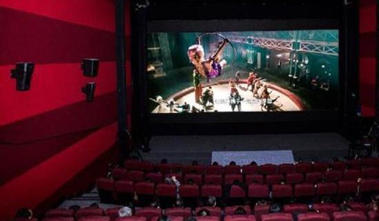 """《马戏之王》在三星LED电影屏上呈现""""当今最佳公映体验"""""""