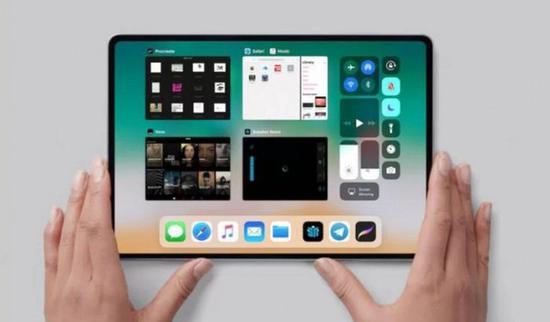 抢占AR市场!新款iPad将搭载前置3D感测模组
