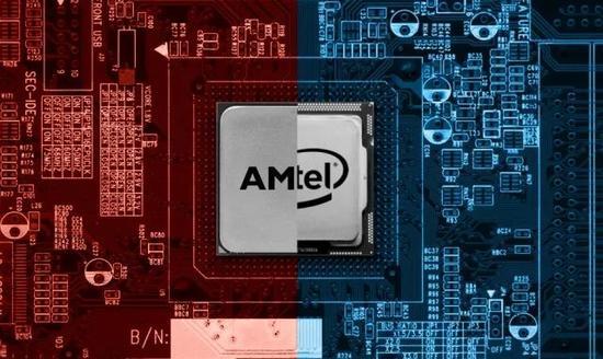 Intel和AMD达成合作