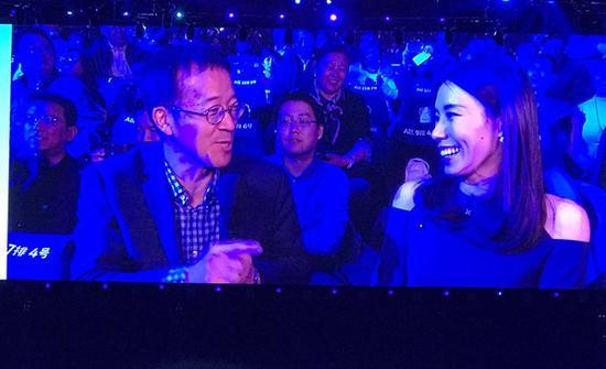 俞敏洪也是蔚来投资人。