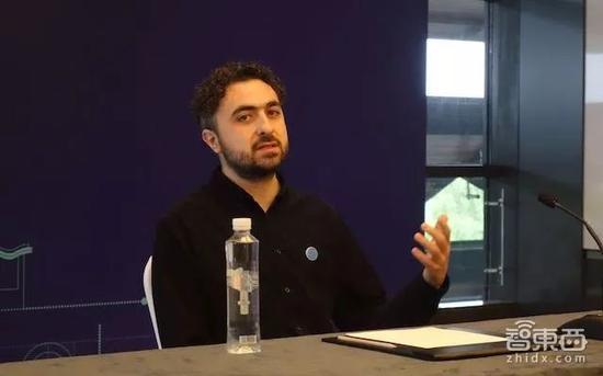 DeepMind联合创始人Mustafa Suleyman