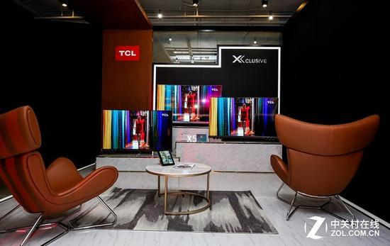 TCLX5原色量子点电视系列