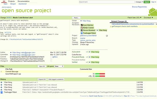 安卓的AOSP开源项目造就了无数改版ROM,而Fuchsia也是开源的