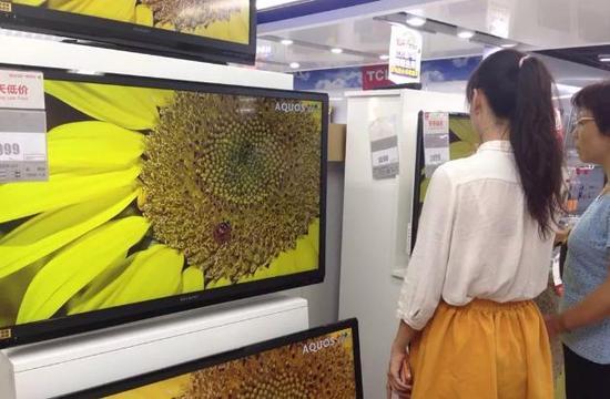 8K电视元年已经开启 中国有望领跑8K面板市场