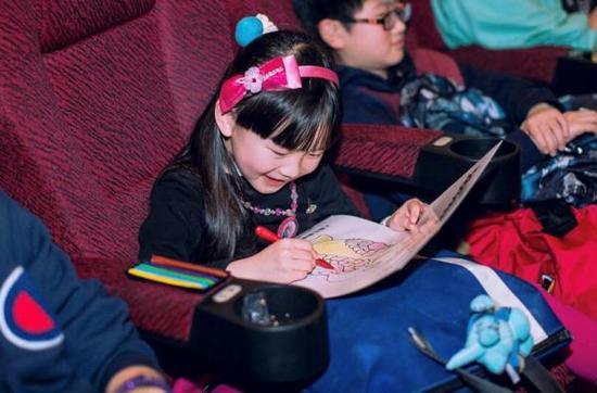 """""""妈妈咪鸭亲子派对""""在三星Cinema LED影厅上演"""