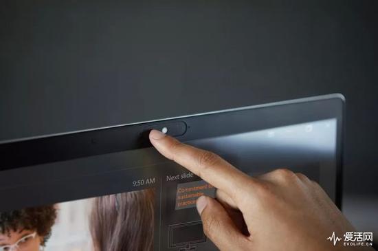 给笔记本加个镜头盖 新版惠普EliteBook提升隐私级别
