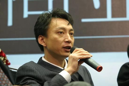 阿里巴巴合伙人、阿里巴巴集团公关委员会主席王帅。图片来源:视觉中国