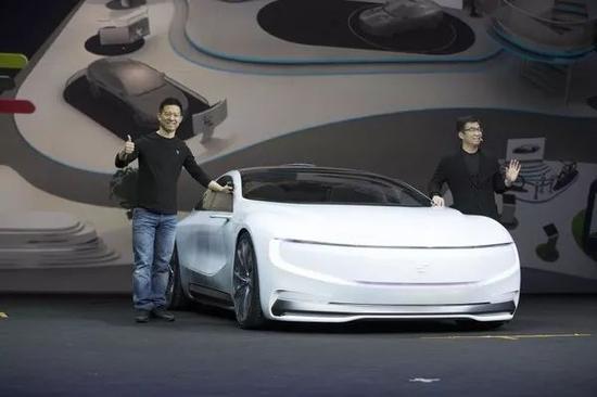 图:LeSEE首款无人驾驶概念车