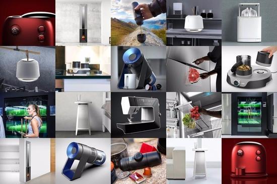 智能家居时代到来 2017年十大创意电器盘点