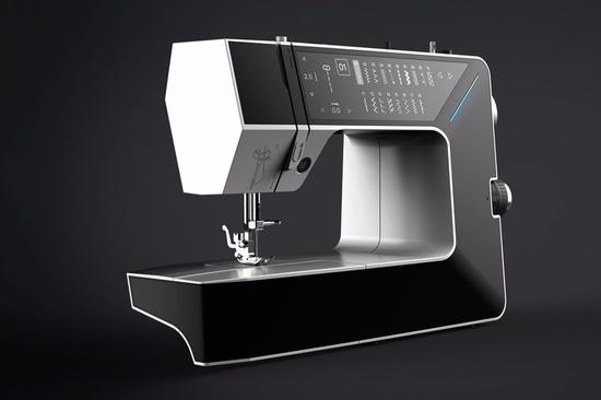 智能化的缝纫机