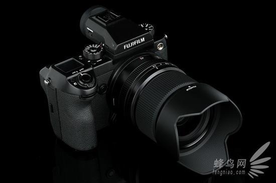富士GF 45mm f/2.8 R WR搭配富士GFX 50s