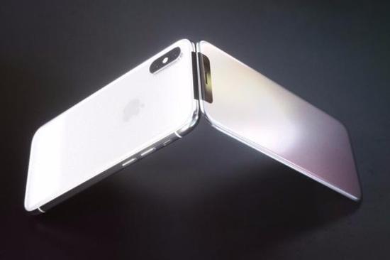 苹果翻盖版iPhone X 怀旧风完美结合黑科技袁鸣韩正