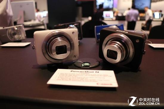 个性化相机佳能N2,影像差异化的代表。
